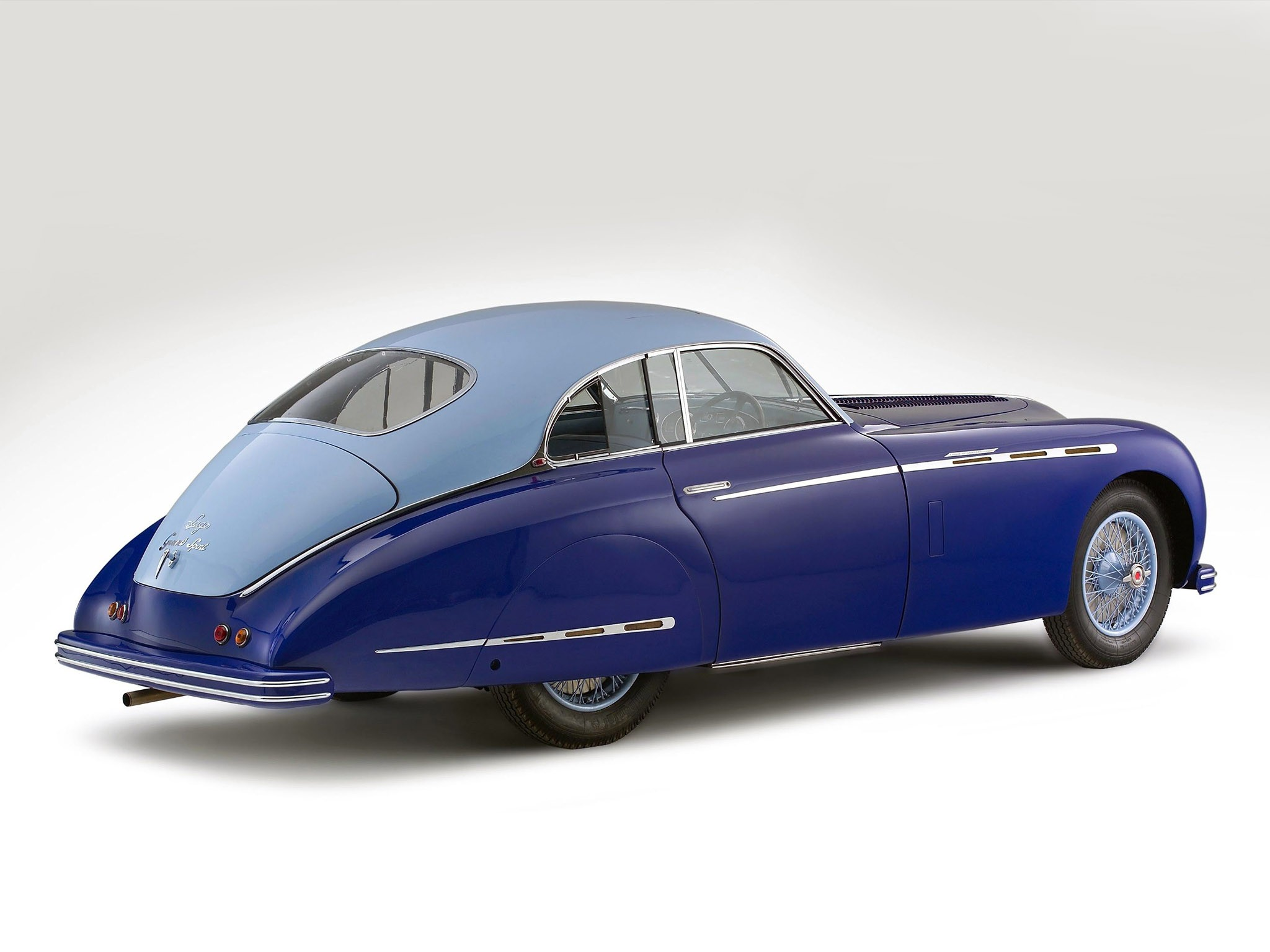 1951 Talbot Lago T26 GS Coupe by Saoutchik