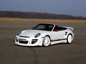 2007 Speedart Porsche BTR XL 600 Cabrio 997