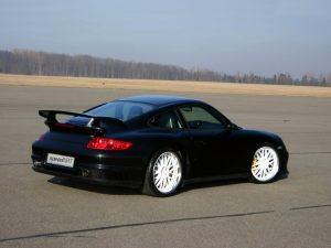 2008 Speedart Porsche BTR XS 650