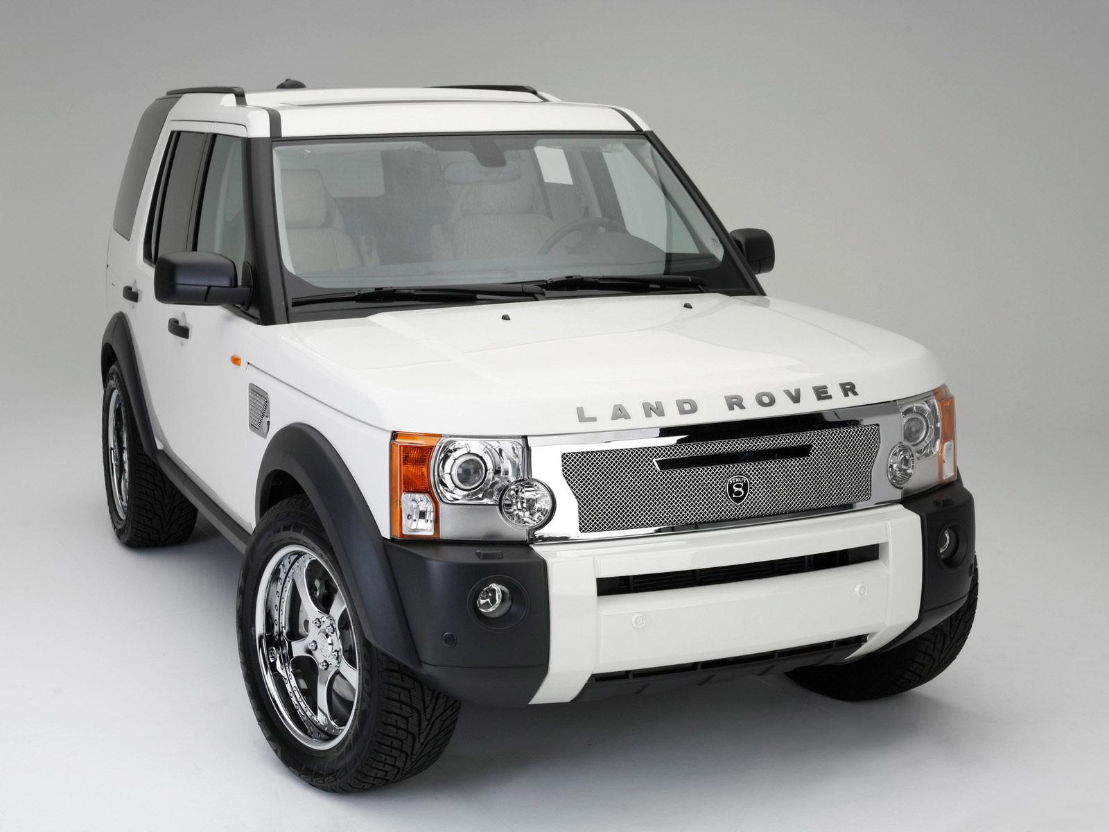 2008 Strut Land Rover LR3 Kensington