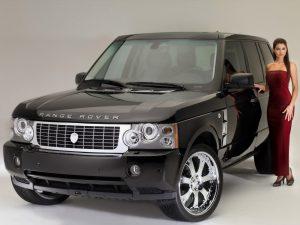 2008 Strut Land Rover Range Rover Windsor Emerald