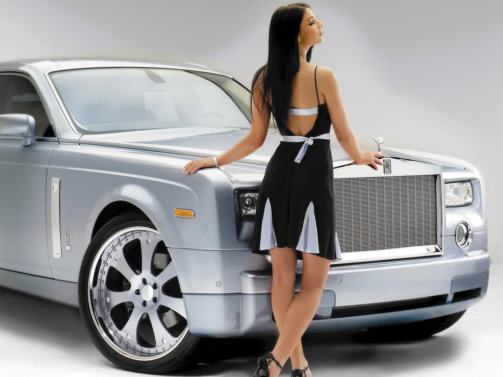 2008 Strut Rolls Royce Phantom Knightsbridge Collection