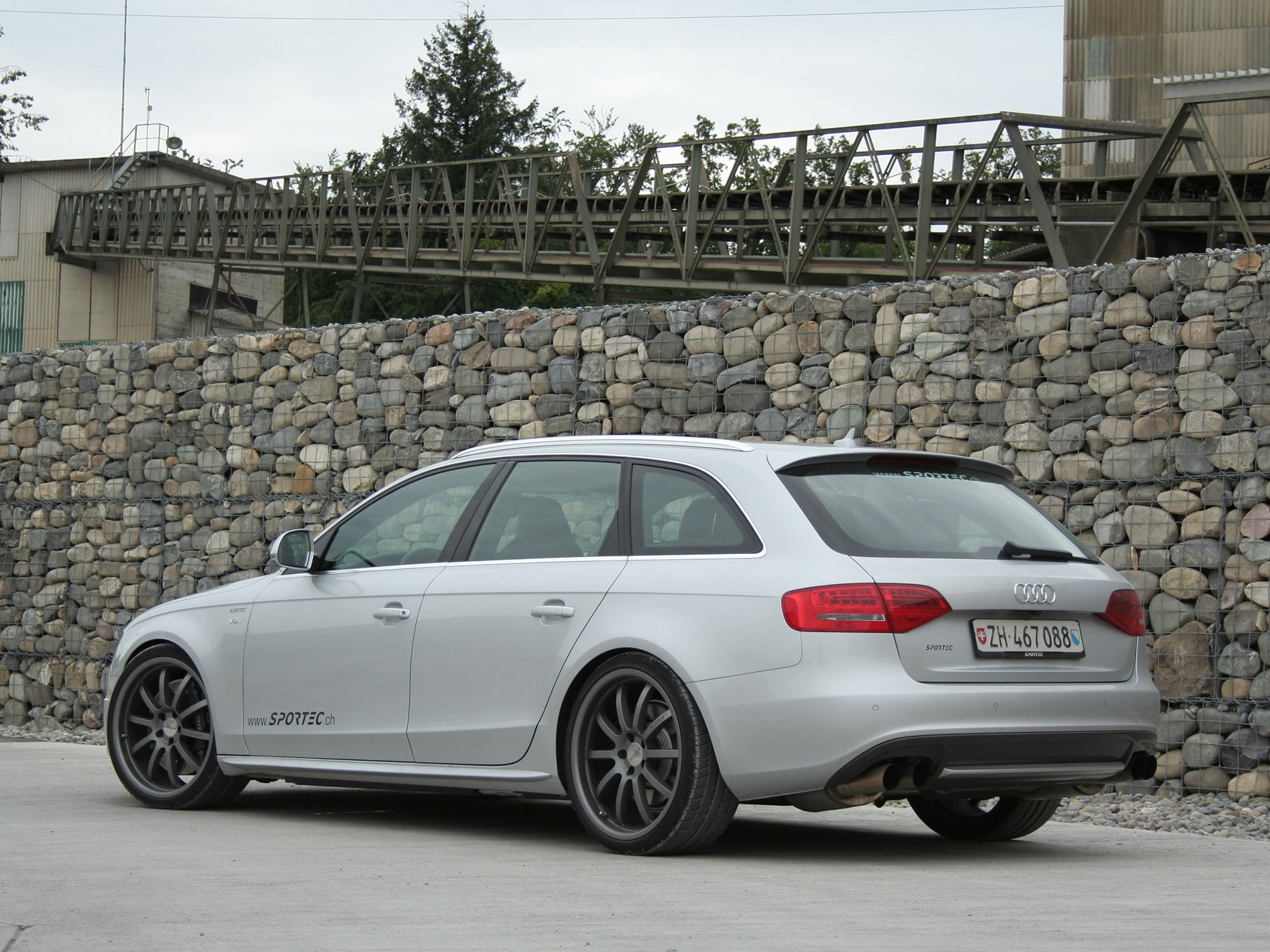 2009 Sportec Audi S4 Avant