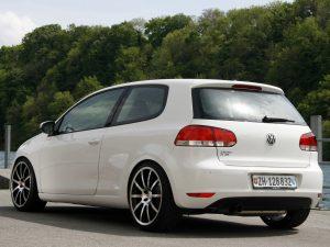 2009 Sportec Volkswagen Golf SC200
