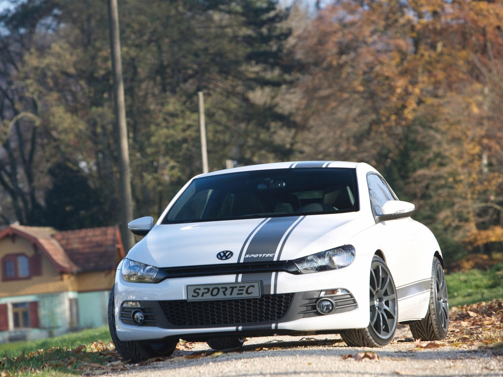 2009 Sportec Volkswagen Scirocco SC350