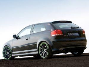 2010 Sportec Audi A3 RS 300 2.0 TFSI