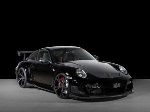 2010 Techart Porsche 911 Turbo GT Street R