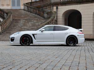 Techart Porsche Panamera Grand GT 2010