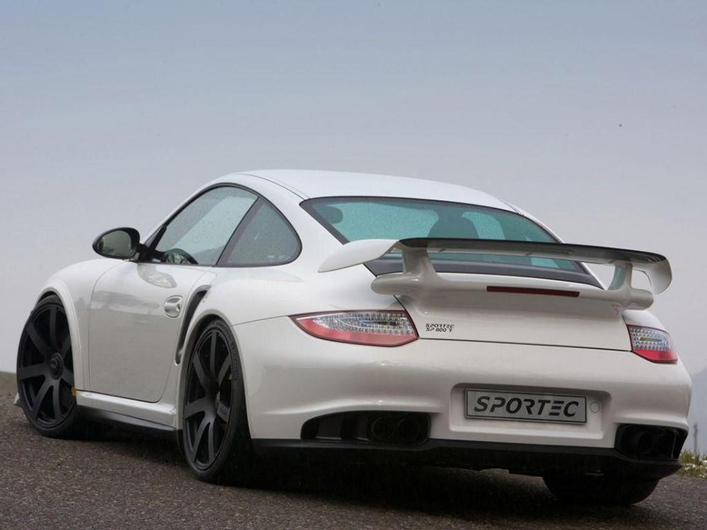 2011 Sportec Porsche 911 GT2 RS SP-800 R