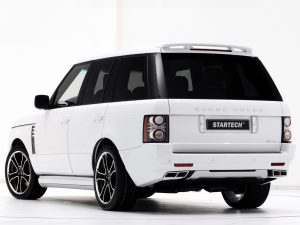 2011 Startech Range Rover Supercharged