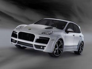 2011 Techart Porsche Cayenne Turbo