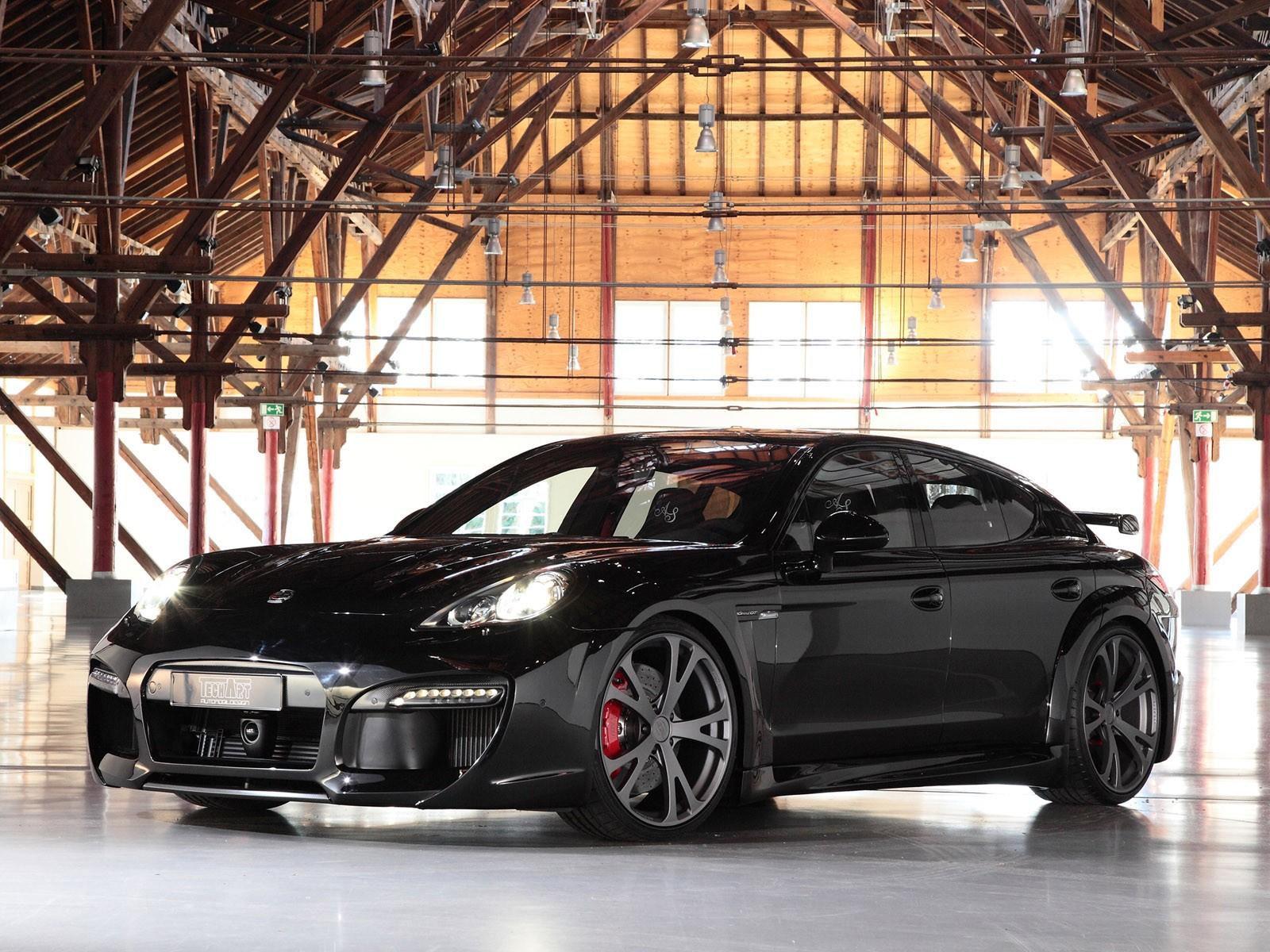 2011 Techart Porsche Panamera Turbo Grand GT