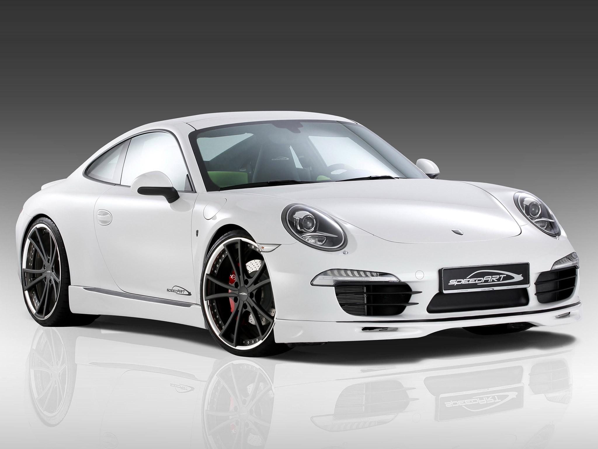2012 Speedart Porsche 911 SP91-R