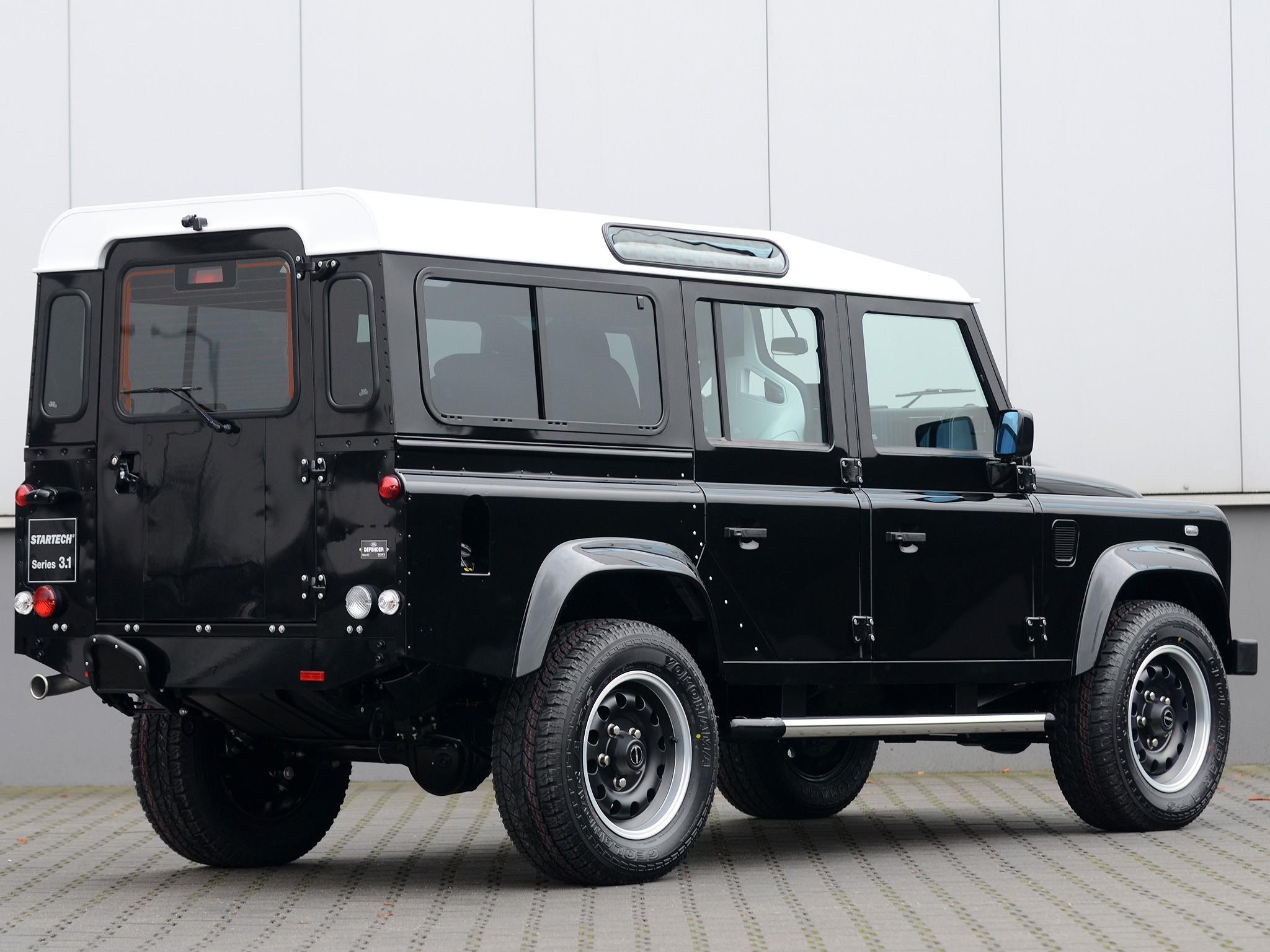 2012 Startech Land Rover Defender Series 3.1 Concept