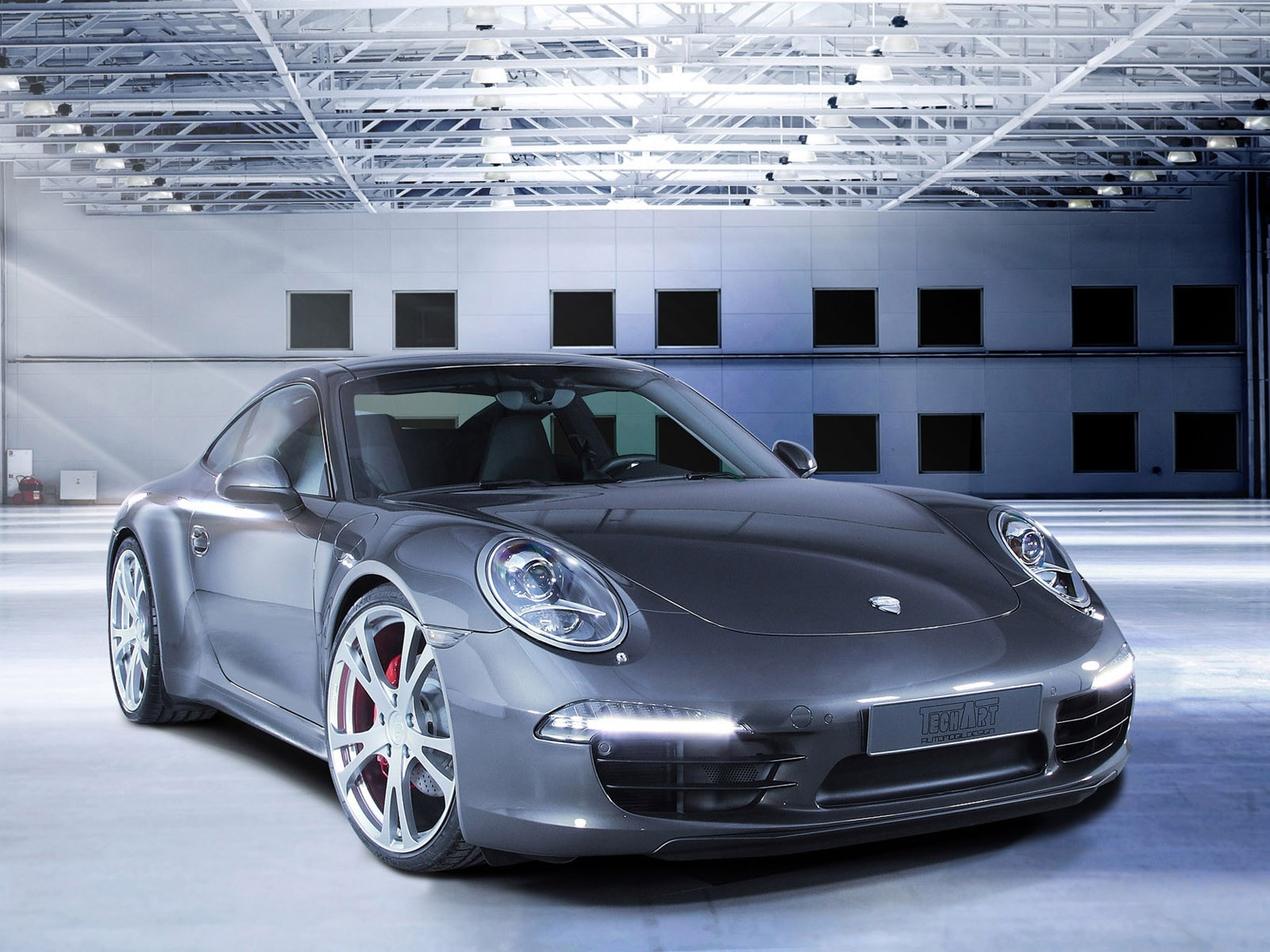 2012 techart porsche 911 carrera