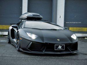 2013 SR Auto Lamborghini Aventador lp700 Winter Edition