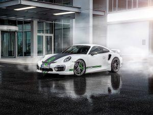 2014 Techart Porsche 911 Turbo Power Kit