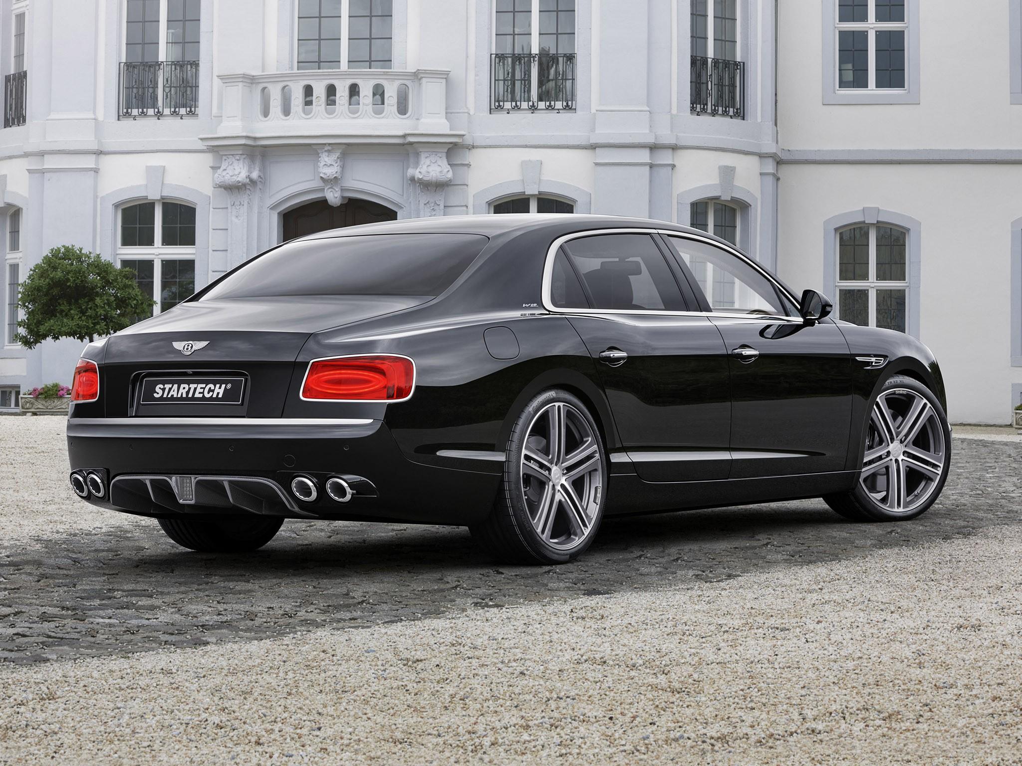 2015 Startech Bentley Continental Flying Spur