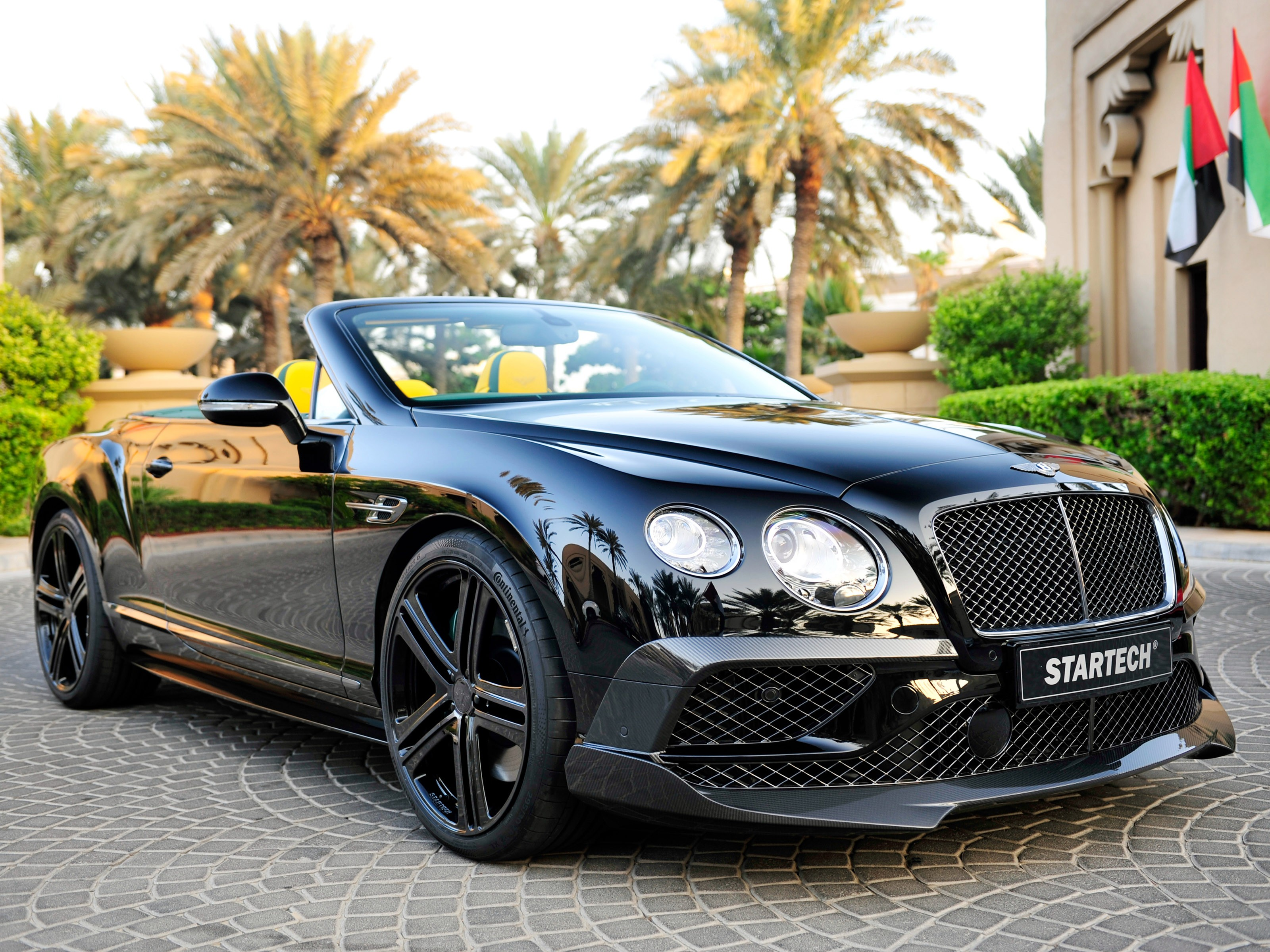 2015 Startech Bentley Continental GT Convertible