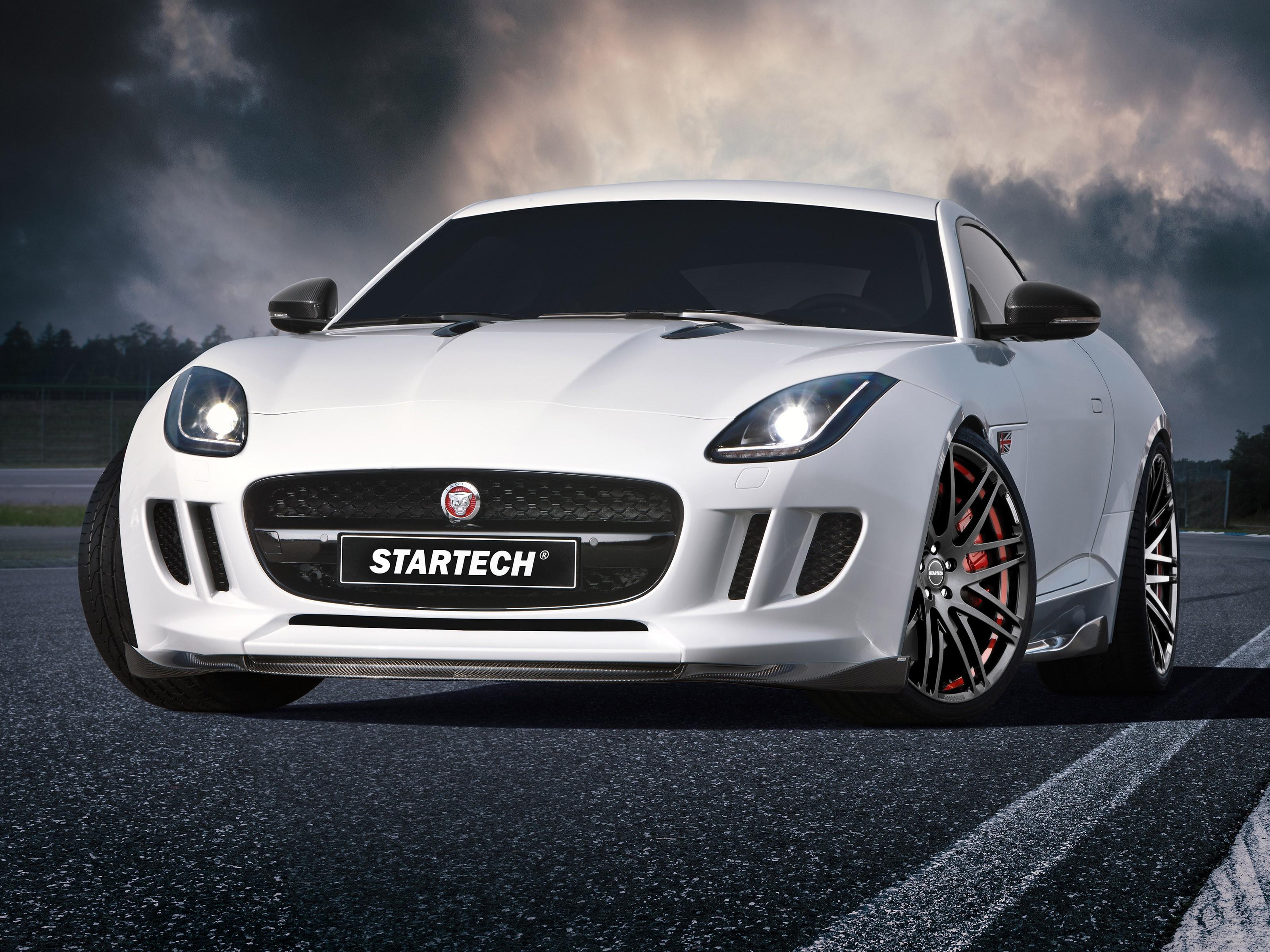 2015 Startech Jaguar F-Type Coupe