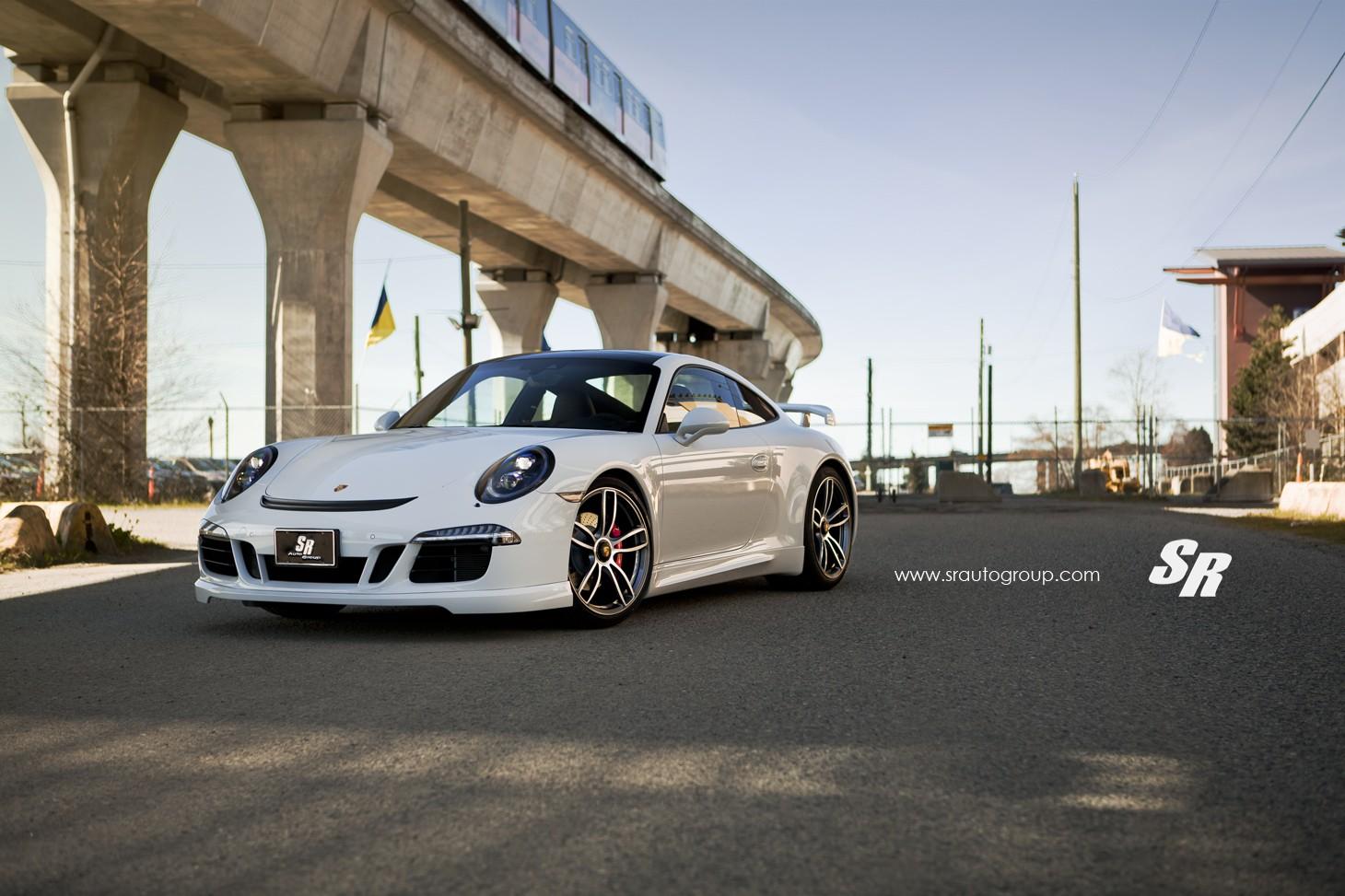 2016 SR Auto Porsche 991 GTS Techart