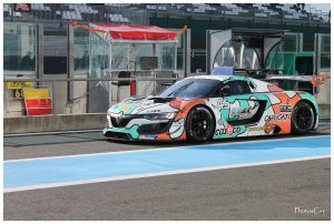 VdeV Magny-Cours 2016 - Renault R.S.01