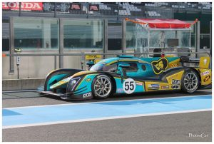 VdeV Magny-Cours 2016 - Ginetta LMP3 N°55