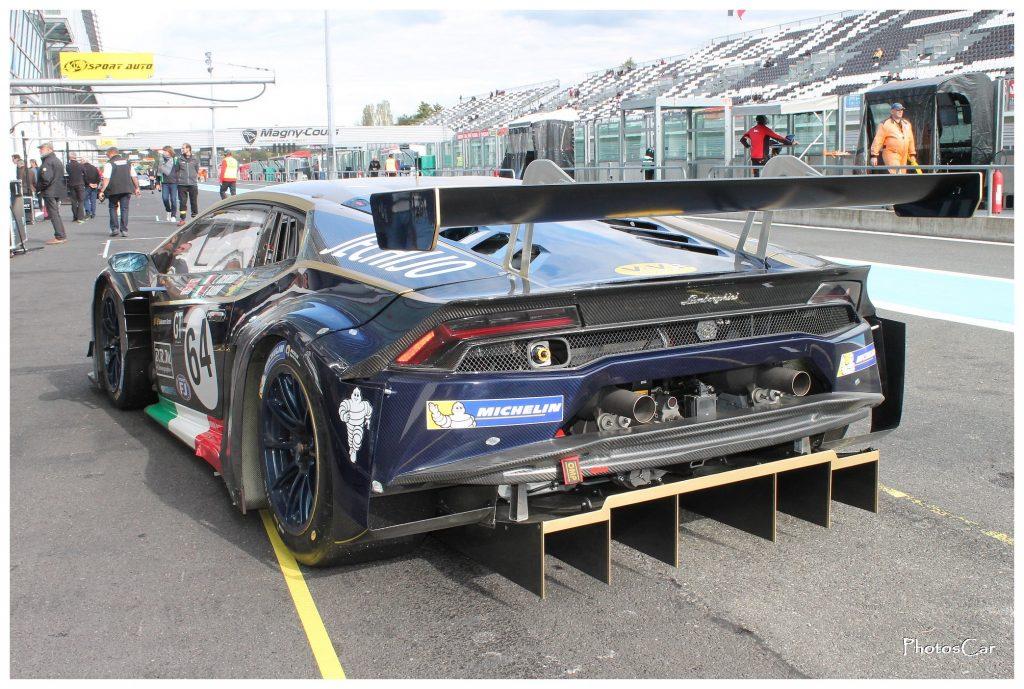 V de V Magny Cours 2016 - Lamborghini