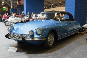 Citroen DS 19 Cabriolet 1965 - Retromobile 2017