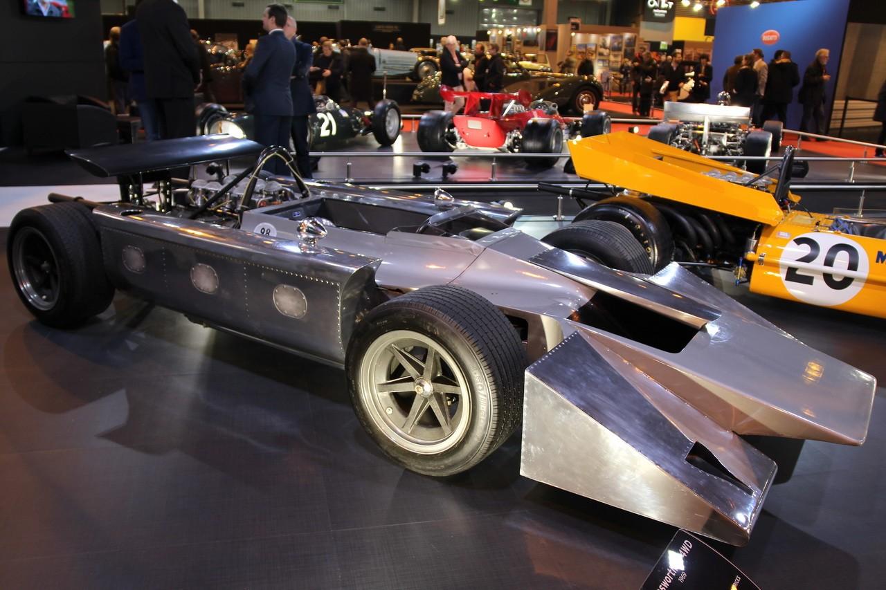 2017 Retromobile - Cosworth F1 4WD 1969