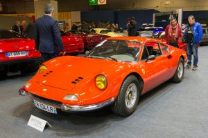 Dino 246 GT Tipo E 1974 - Retromobile 2017