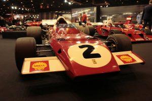 Ferrari F1 312 B2 de 1970 - Retromobile 2017