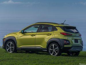 Hyundai Kona Version US 2018