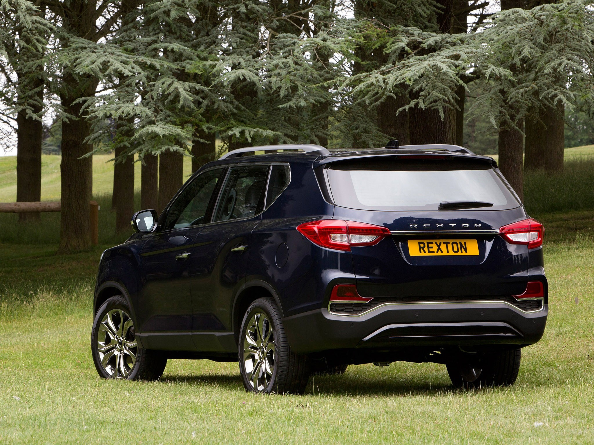 SsangYong Rexton Y400 2017