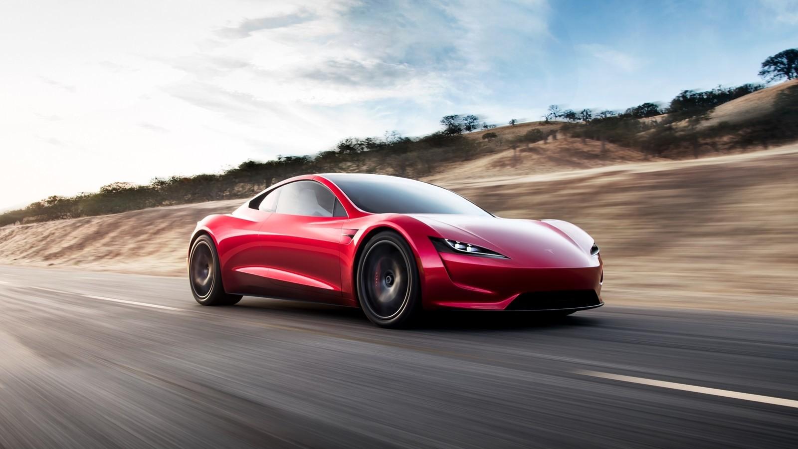 Tesla Roadster 2020 la voiture de série la plus rapide au monde ?