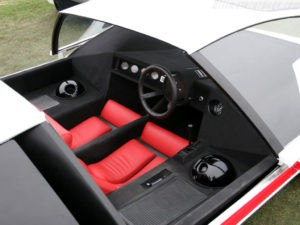 1970 Ferrari 512 S Modulo Concept by Pininfarina