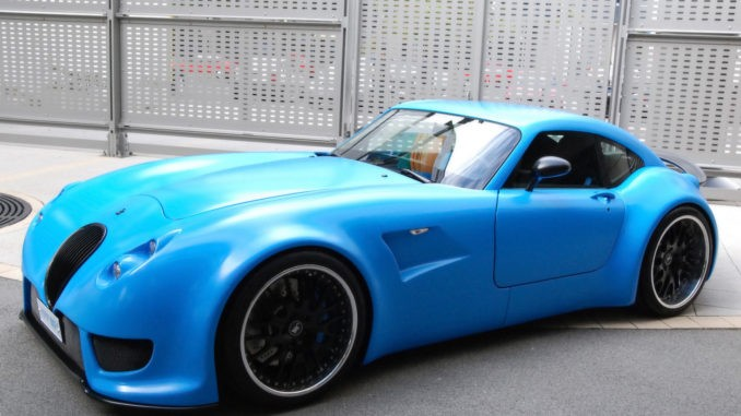 2008 Wiesmann GT MF5