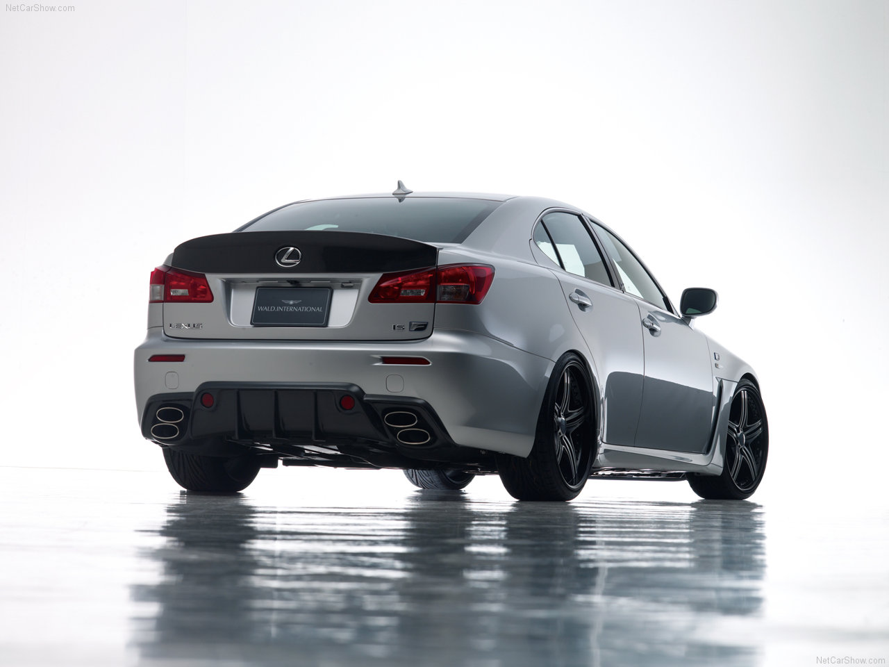 2009 Wald Lexus IS-F
