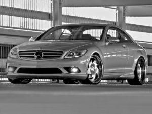 2009 Wheelsandmore Mercedes CL45 C216