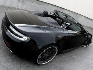 2011 Wheelsandmore Aston Martin V8 Vantage Roadster