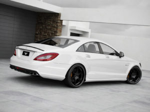 2011 Wheelsandmore Mercedes CLS 63 AMG