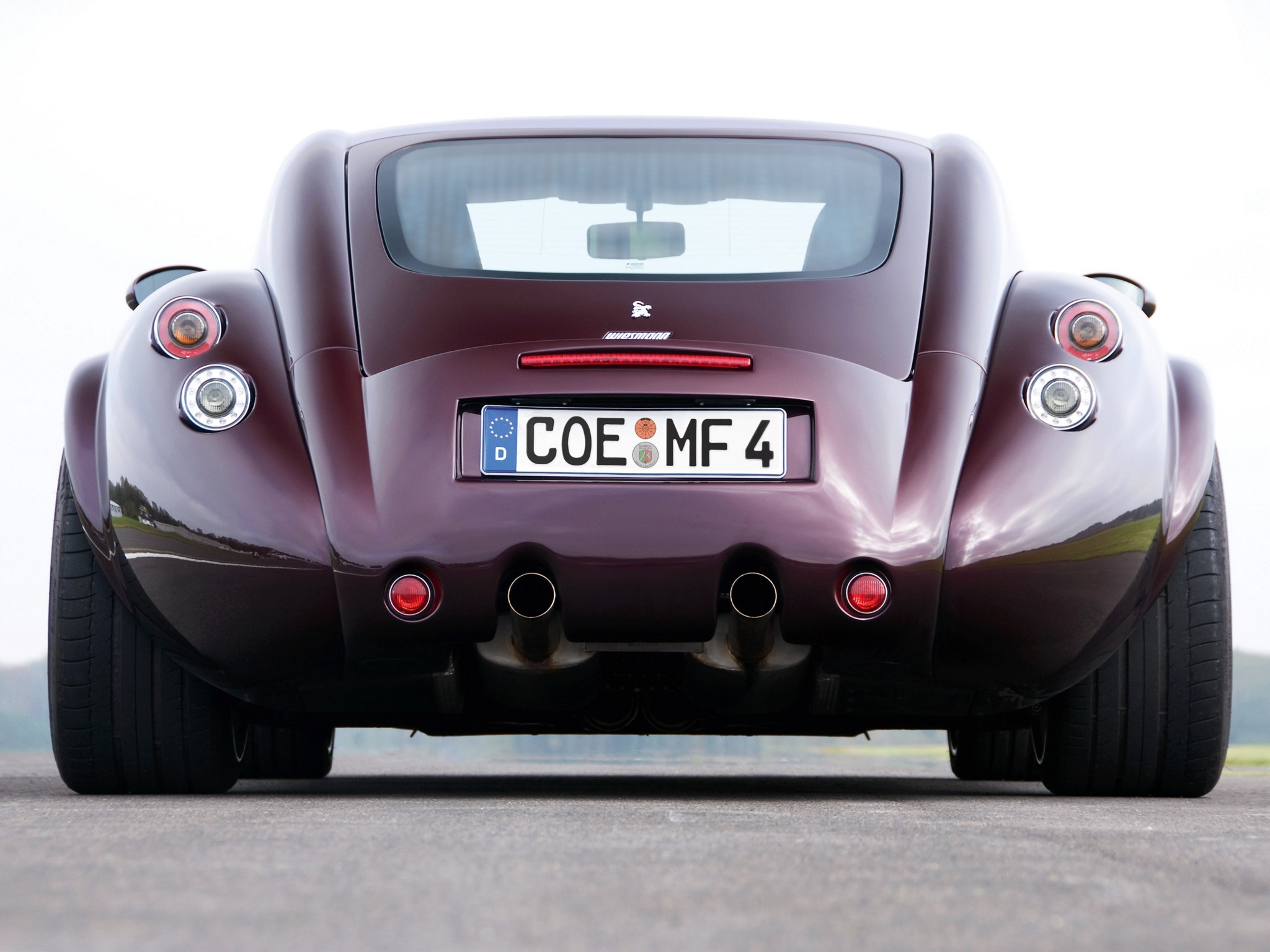 2011 Wiesmann GT MF4