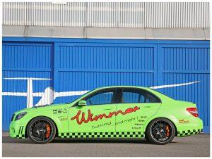2011 Wimmer-RS - AMG Mercedes C63 Eliminator