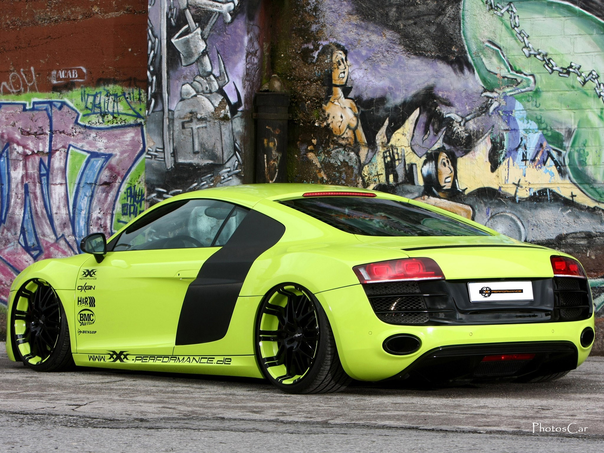 2012 xXx Performance - Audi R8 V10