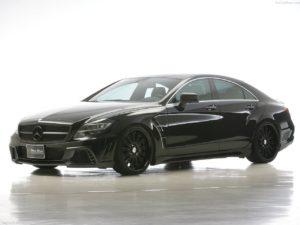 2012 Wald Mercedes Benz CLS Class