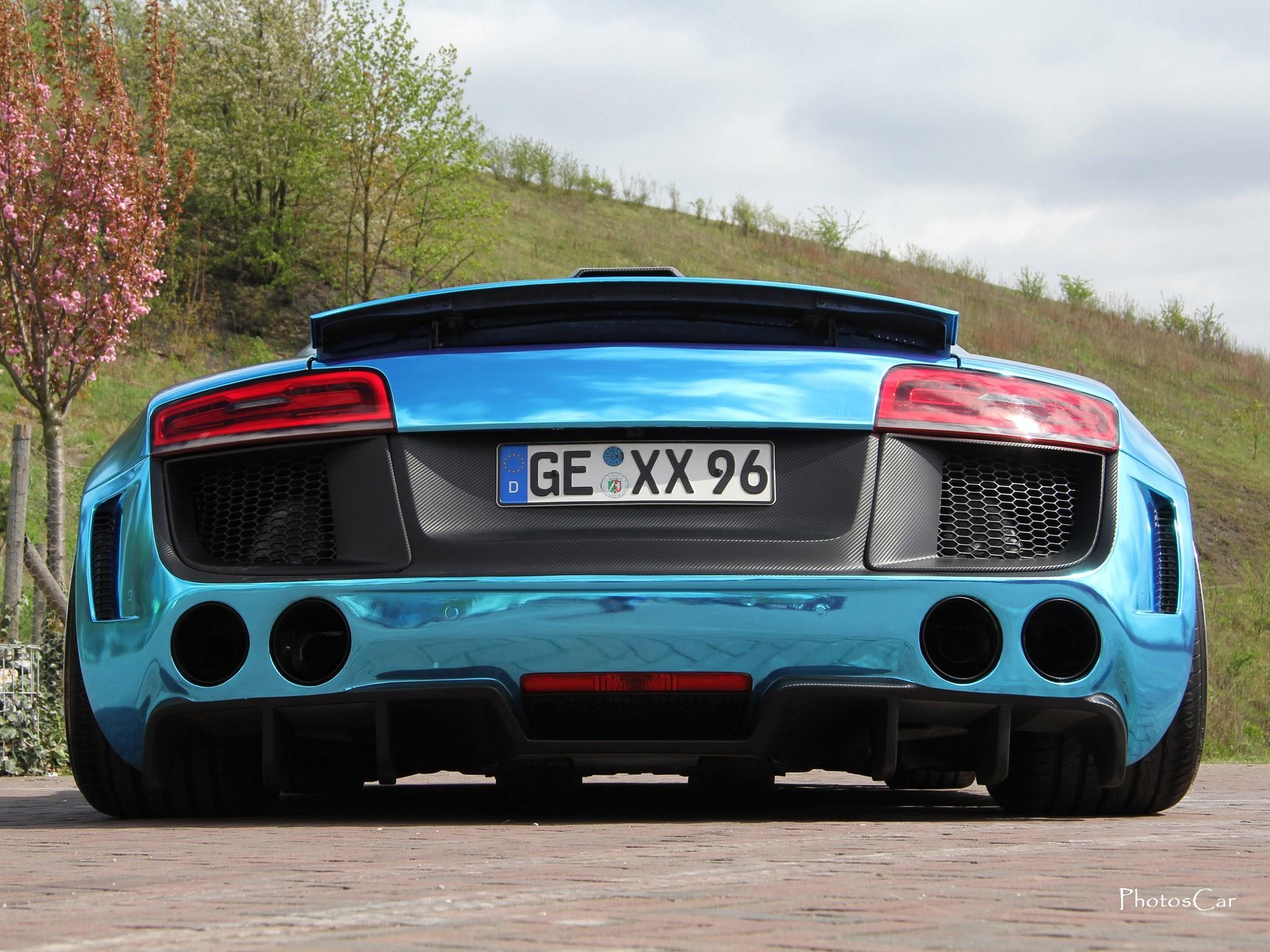 2013 xXx Performance - Audi R8 Quattro