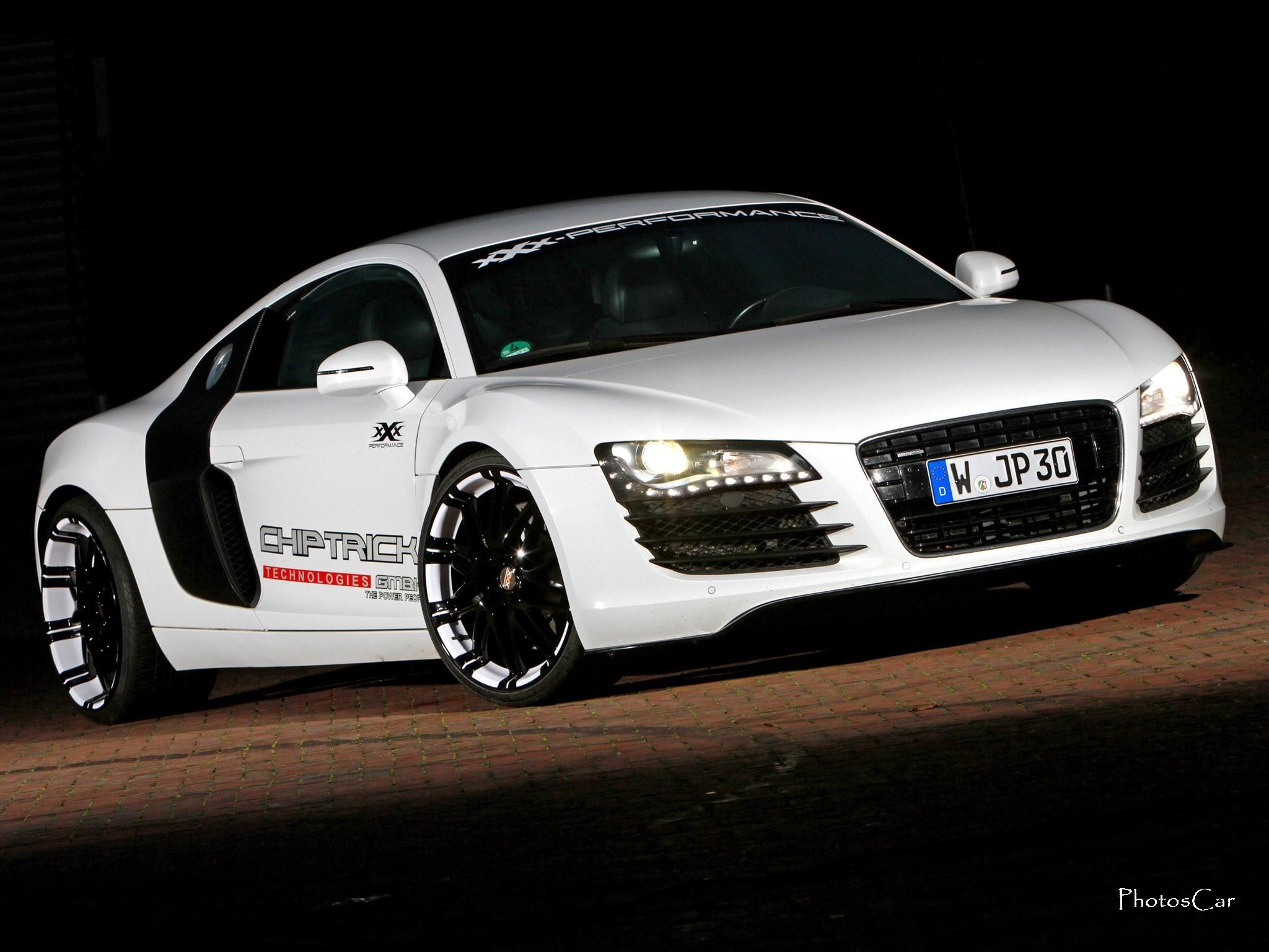 2013 xXx Performance - Audi R8 V8 FSI Quattro