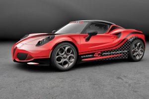 2014 Wtcc - Alfa Romeo 4c Safety Car