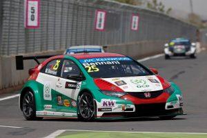 2014 Wtcc - Marrakech - Honda - Bennani
