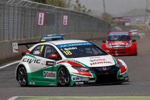 2014 Wtcc - Marrakech - Honda - Monteiro